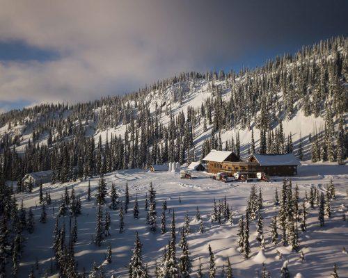 Mustang Powder Lodge