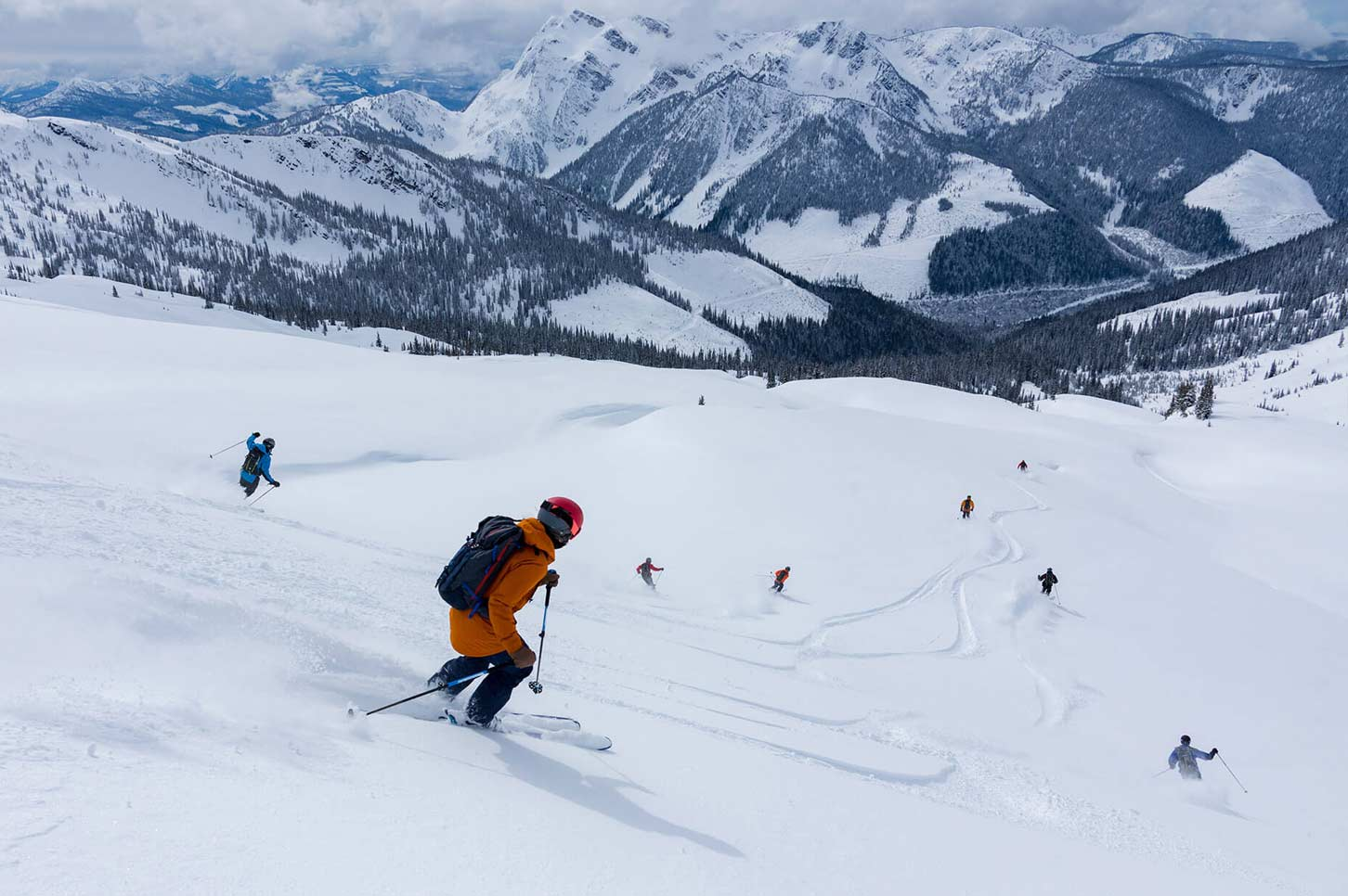 Discounted Cat Skiing This Winter